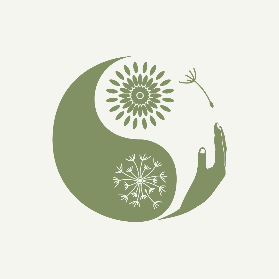 Naturverbundene Gesundheit Logo Design irma link