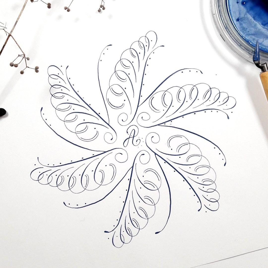 diaray-journal-2021-irmalink-kalligraphie tagebuch arbeiten referenzen auftragarbeiten