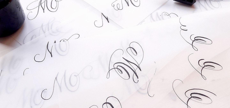 Work Referenzen Kalligraphin Berlin Brandenburg Moderne Kalligraphie lernen Workshops Onlinekurse irma link artist