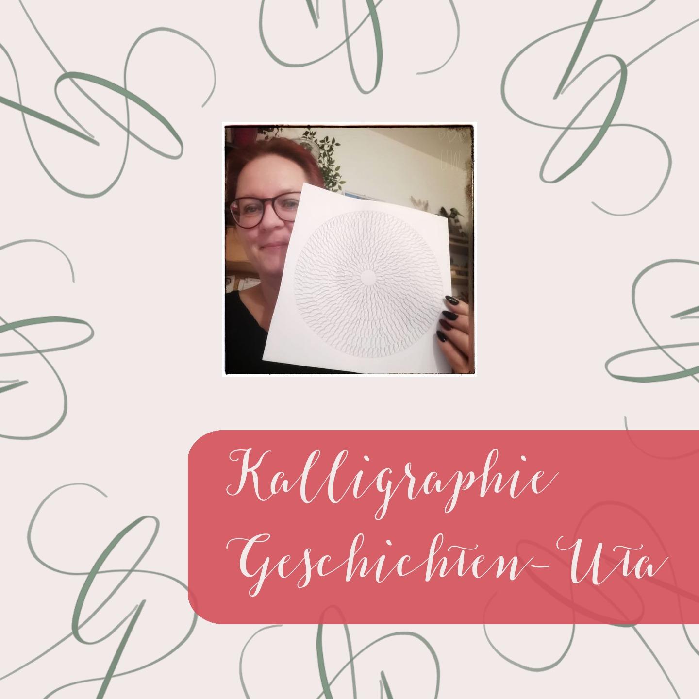 Kalligraphie lernen modern Erfahrungen Online-Klasse Kurs irma link bb