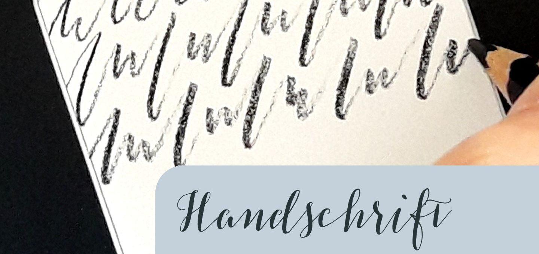 Starte kreativ Handschrift verbessern verschönen, irma link Kalligraphie